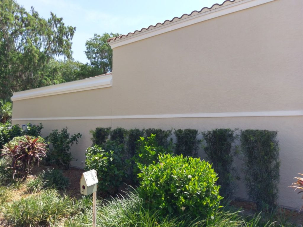 Stucco Wall Repair in Naples, FL