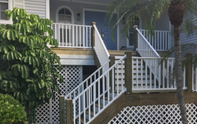 Deck & Stair Replacement Sanibel   Sunset Builders