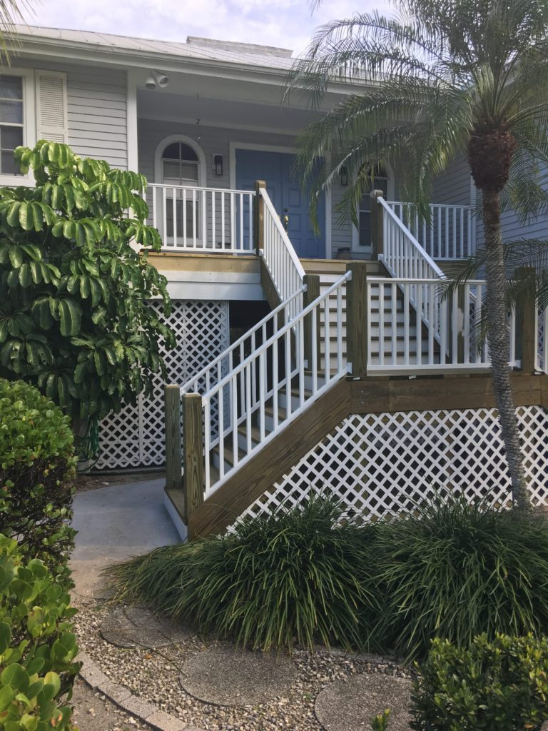 Deck U0026 Stair Replacement Sanibel