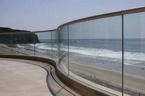 Glass Deck Railing | Sunset Builders in Southwest Florida