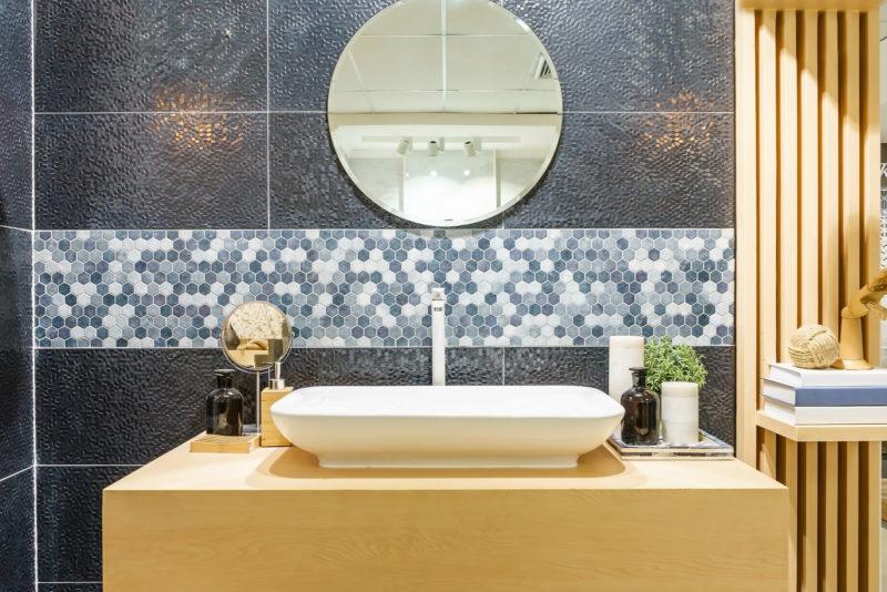 remodel a bathroom