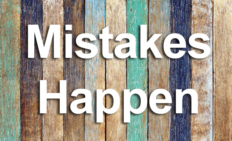 "Hiring a Home Inspector - ""Mistakes Happen"""